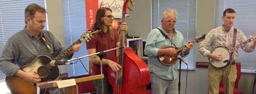 9:09 bluegrass band